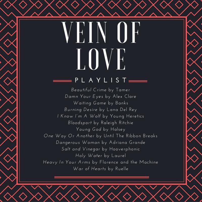 Vein of Love Playlist