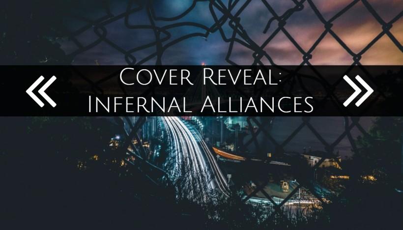 Cover reveal urban fantasy infernal alliances