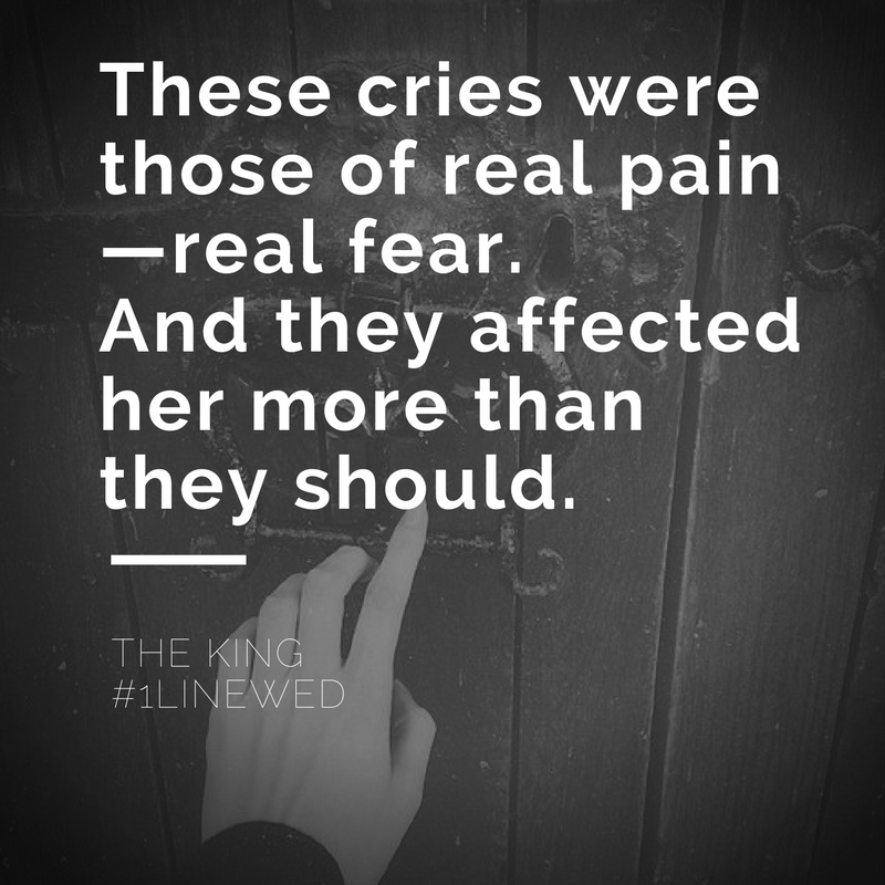 These cries were those of real pain—real fear.And they affected her more than they should..jpg