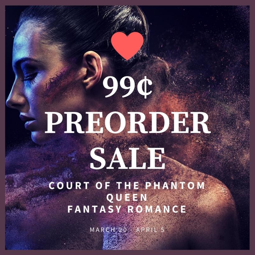 99¢ Preorder Sale!