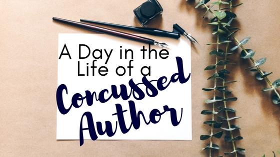 Concussed Author