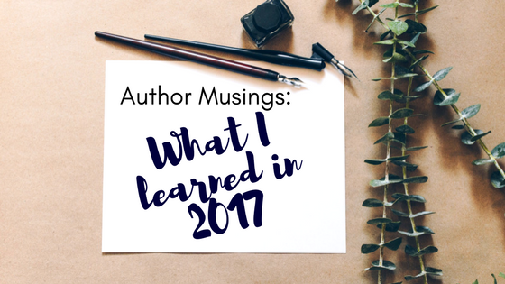 Author Musings